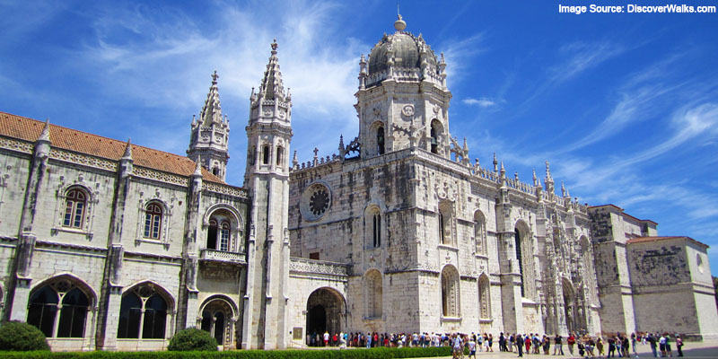 jeronimos monastery facts